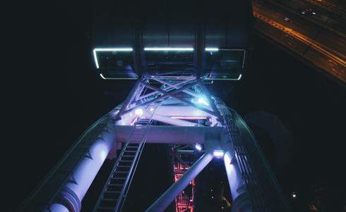 Singapore Flyer Ferris Wheel