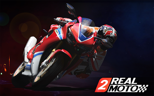 Real Moto 2 Apk+Data Free on Android Game Download