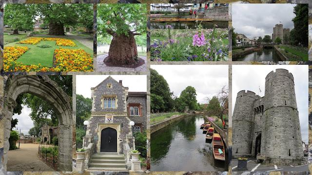 A Weekend in Canterbury England - Westgate Gardens