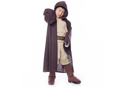 Cosplay Jedi Bambini