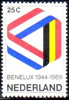 Netherlands 1969 Benelux
