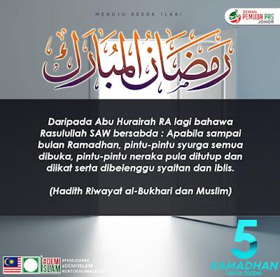 berpuasa di bulan ramadhan