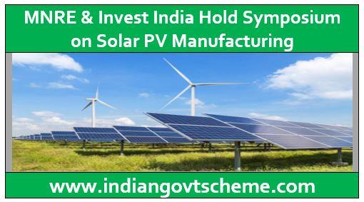 Solar PV Manufacturing