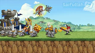 Kingdom Wars Mod v1.6.0.5 Apk Unlimited Gold + Diamond