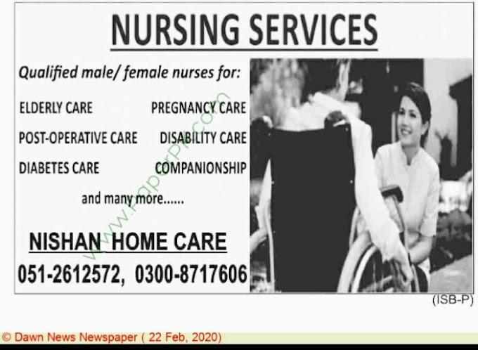Nursing Service jobs 2020