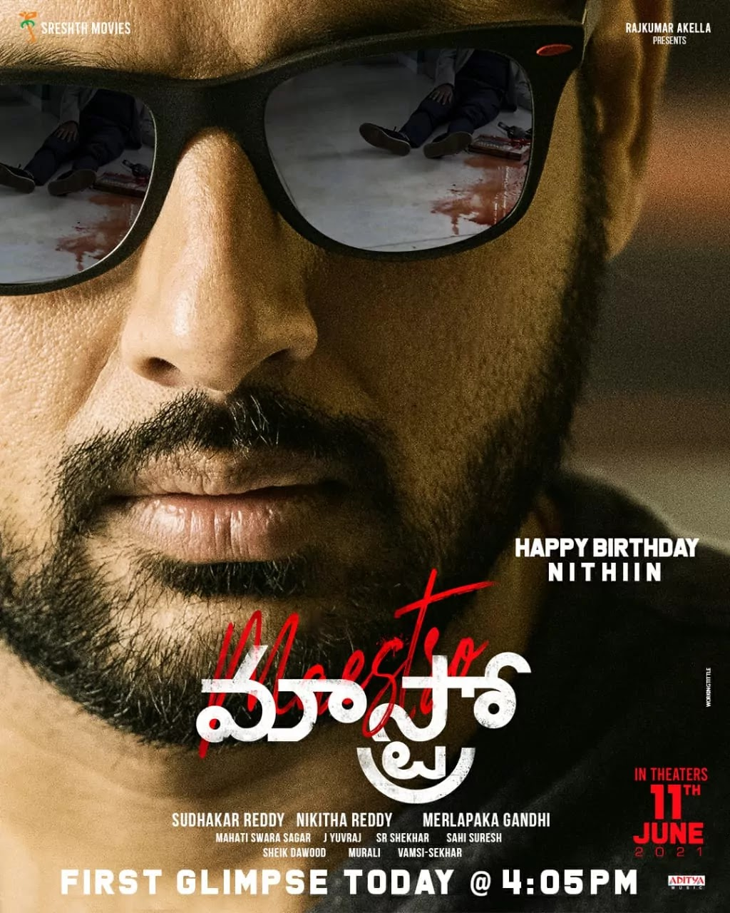 Hero Nitin experiments with Yatra Director