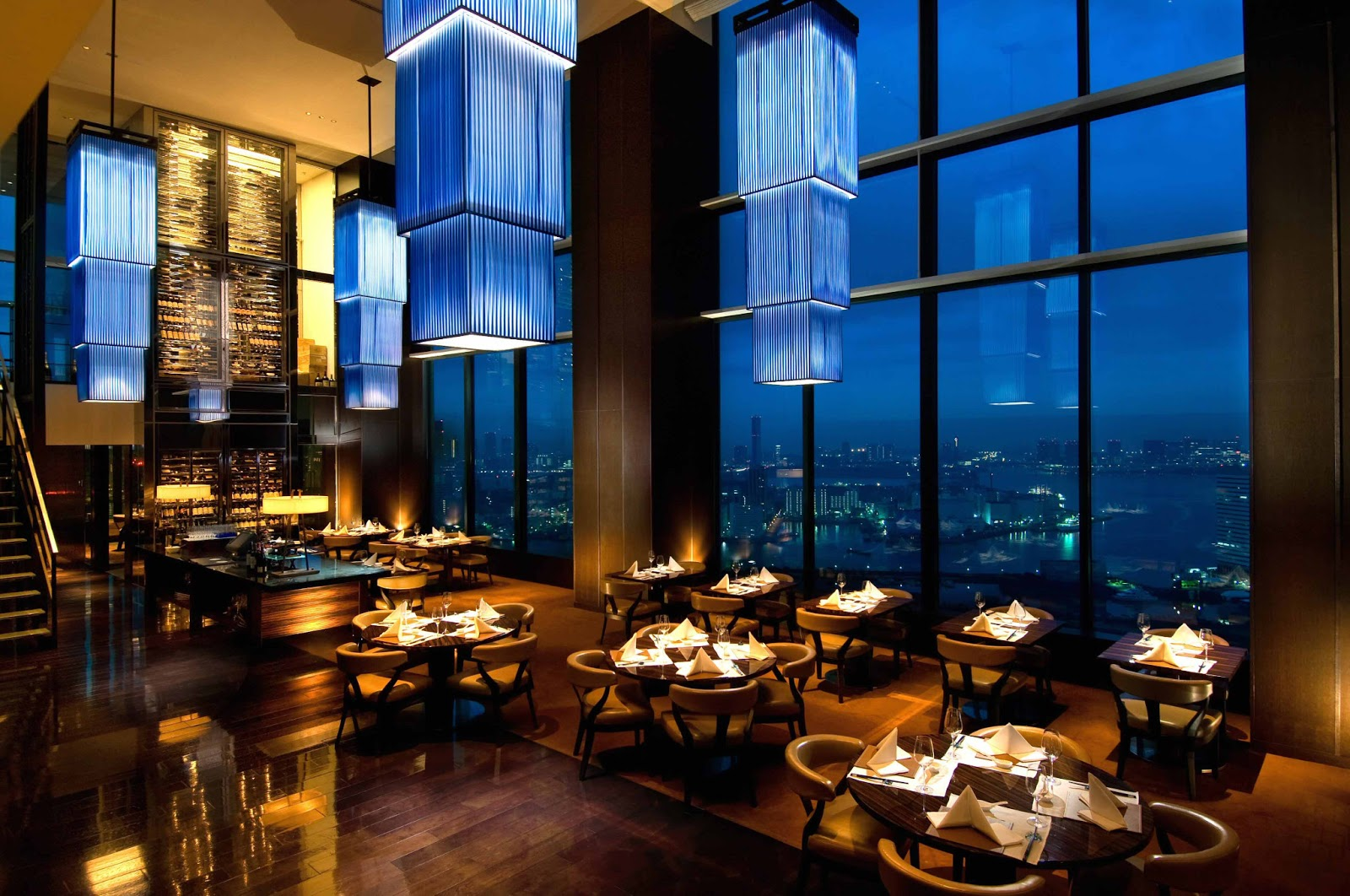 Conrad Hotel Chinese Restaurant