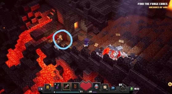 Letak Lokasi Semua Rune di Minecraft Dungeons-6