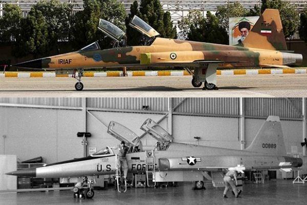 Perbandingan Kowsar dan F-5F
