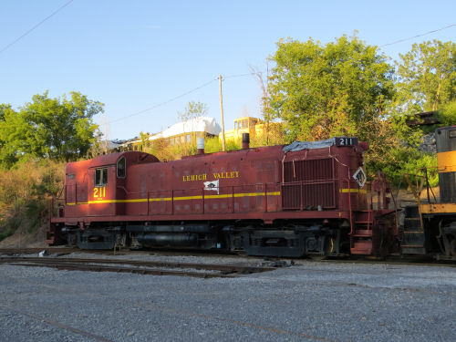 Lehigh Valley Engine