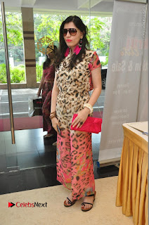 Bollywood Actress Sana Khan Launches Aakrithi Exibition  0233.JPG