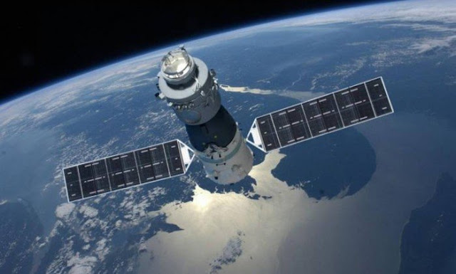 Estação espacial desativada da China pode cair na terra mas não se sabe onde