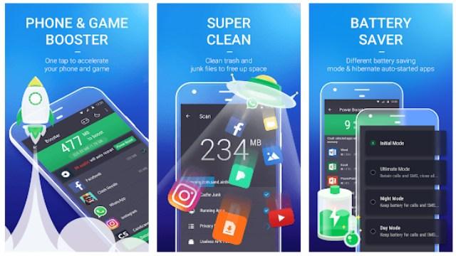 Aplikasi Pembersih RAM Terbaik 2018 di Android