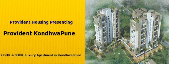 Provident Kondhwa Pune