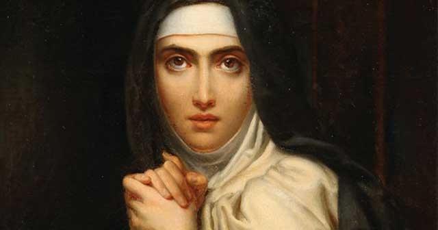 Santa Teresa dari Avila