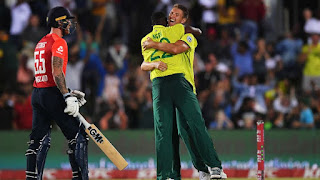 South Africa vs England 1st T20I 2020 Highlights