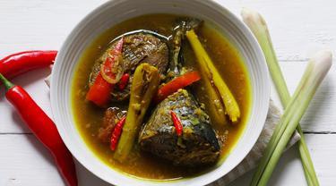 resep membuat gulai ikan tongkol enak
