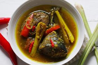 Resep membuat Gulai Ikan Tongkol murah