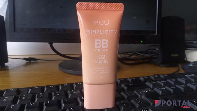 Review YOU The Simplicity BB Cream, Gak Perlu Dandan Tebel Guys