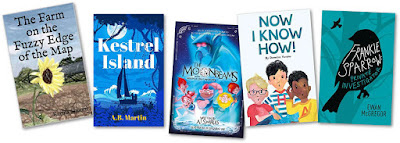 middle grade chapter books