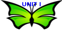 UNIT I