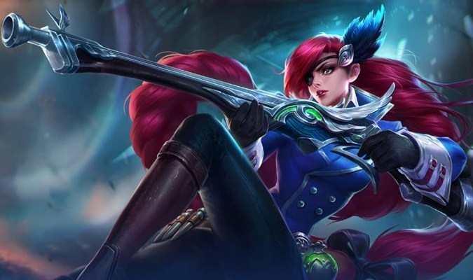 Fakta Unik Hero Assassin Mobile Legends: Bang Bang - Lesley