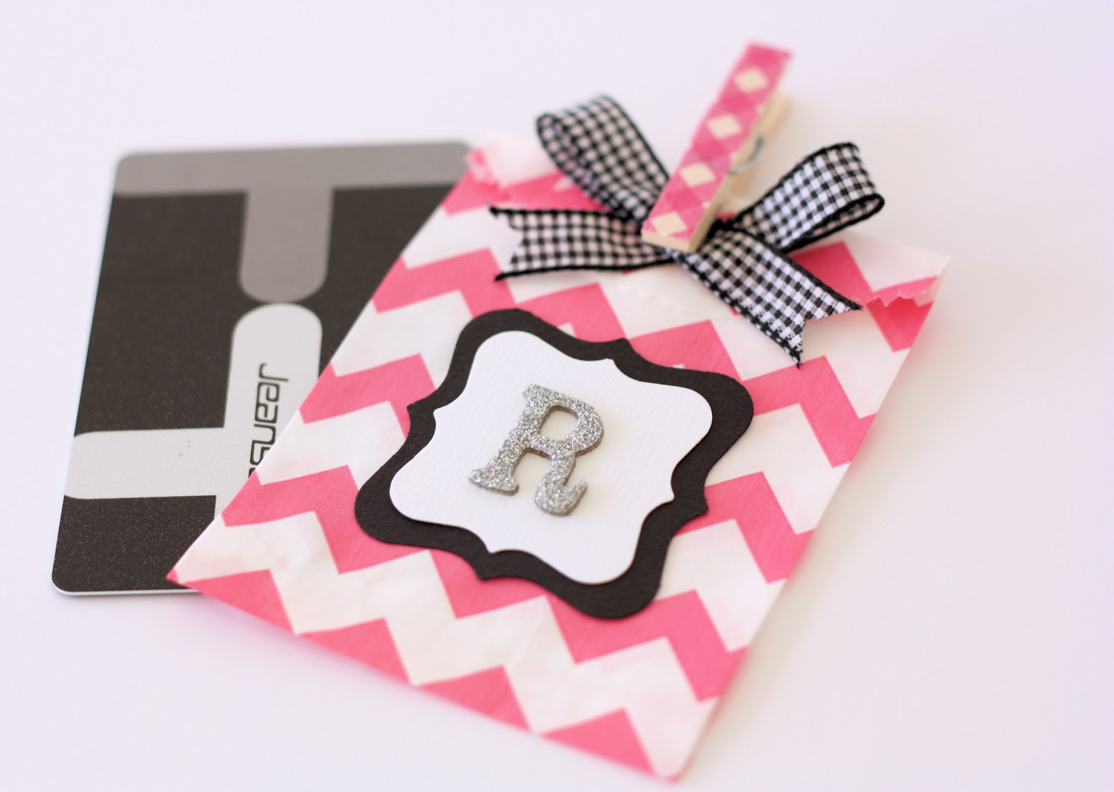 How To Wrap A Gift Card Spoonful Of Sugar