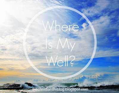 Where Is My Well?