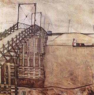 The Bridge, by Egon Schiele.