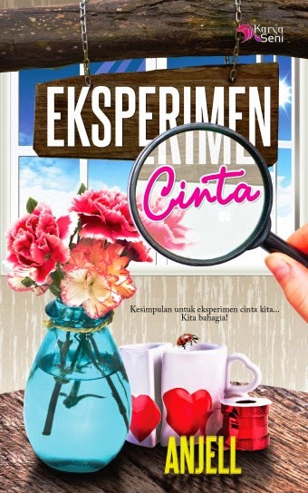 Sinopsis Eksperimen Cinta, Gambar novel Eksperimen Cinta, Penulis novel Eksperimen Cinta: Anjell, novel terlaris 2014, novel popular tahun 2014, novel terbaik, Harga novel Eksperimen Cinta: RM30, Sinopsis Eksperimen Cinta TV3, sinopsis drama Eksperimen Cinta slot Dahlia TV3, review drama Eksperimen Cinta TV3, episod akhir Eksperimen Cinta TV3, gambar dan pelakon drama Eksperimen Cinta TV3, gambar novel Eksperimen Cinta penulis Anjell, Original Sound Track OST Eksperimen Cinta TV3, lagu tema drama Eksperimen Cinta TV3, download OST Eksperimen Cinta TV3