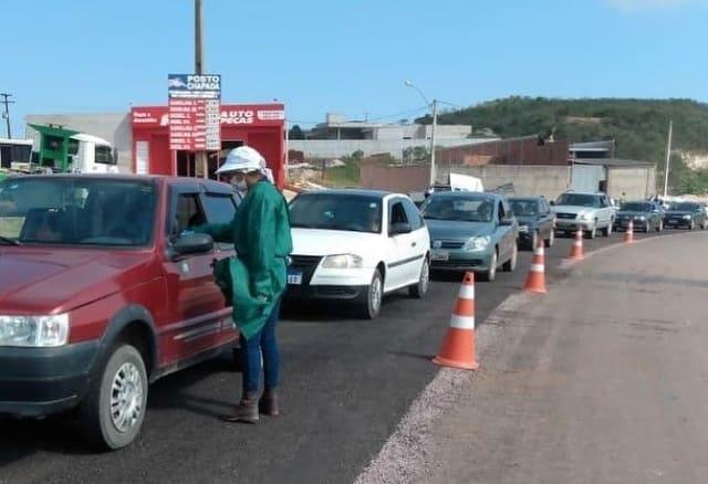 Número de casos da Covid-19 chega a 47 em Barra da Estiva