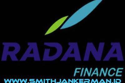 Lowongan PT. Radana Finance Pekanbaru Mei 2018