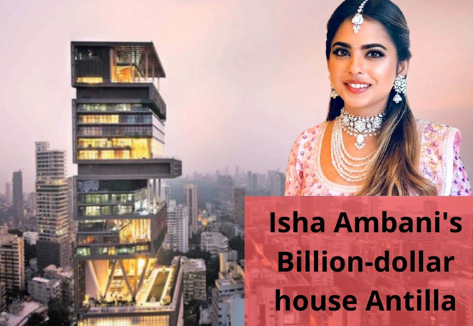 Isha-Ambani-house