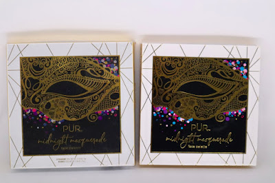 PUR cosmetics NEW Midnight Masquerade Face Palette | Review & Swatches