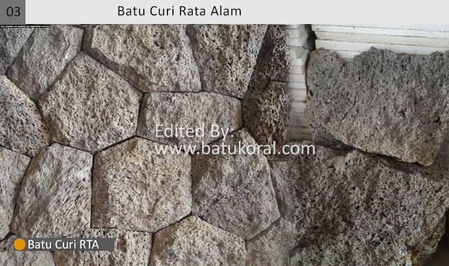 batu curi akustik
