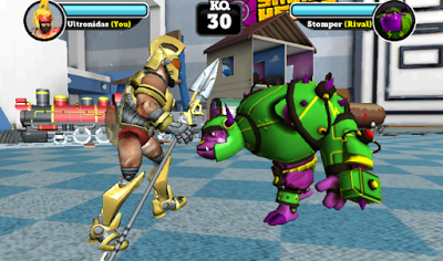 Battle of Toys Fighting Mod Apk v1.01.345 Unlimited Coin