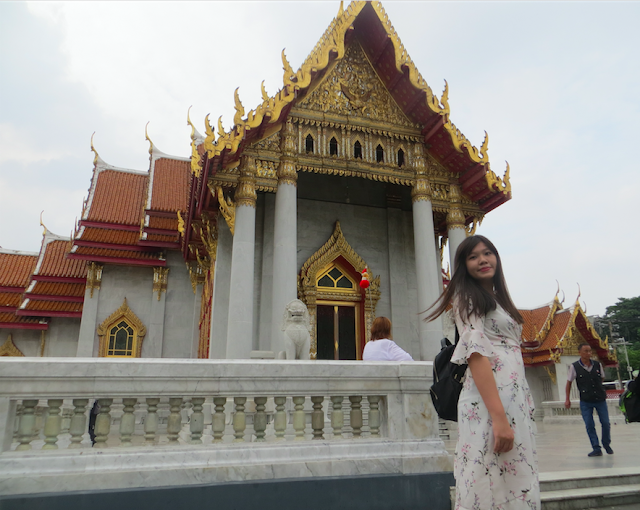 Getting lost in Bangkok