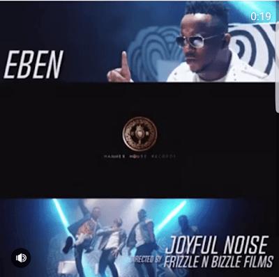 Eben - Joyful Noise Lyrics