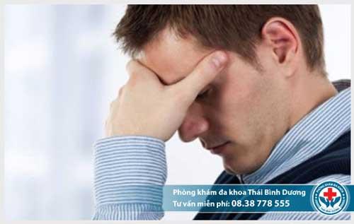 Nguyên nhân gây bất lực ở nam giới