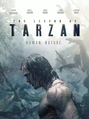 Assistir A Lenda de Tarzan Dublado Online HD