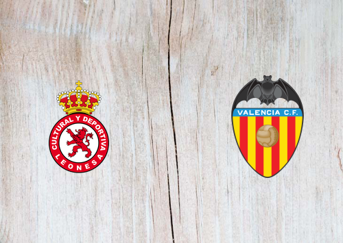 Cultural Leonesa vs Valencia -Highlights 29 January 2020