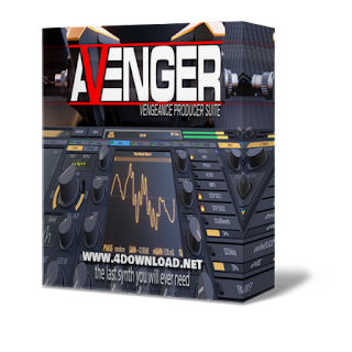 Vengeance Producer Suite - Avenger Full version
