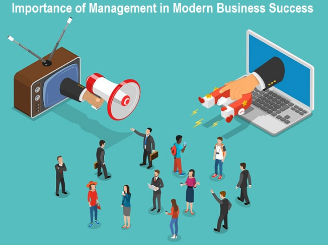 Importance of Management in Modern Business Success