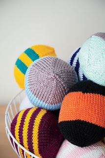 knit, toy, stuffed, ball, sphere, stripes, stripy, color