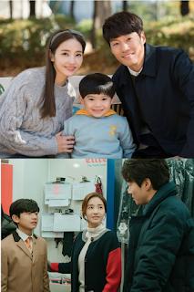 Suami dan Keluarga baru Seo Ji Young