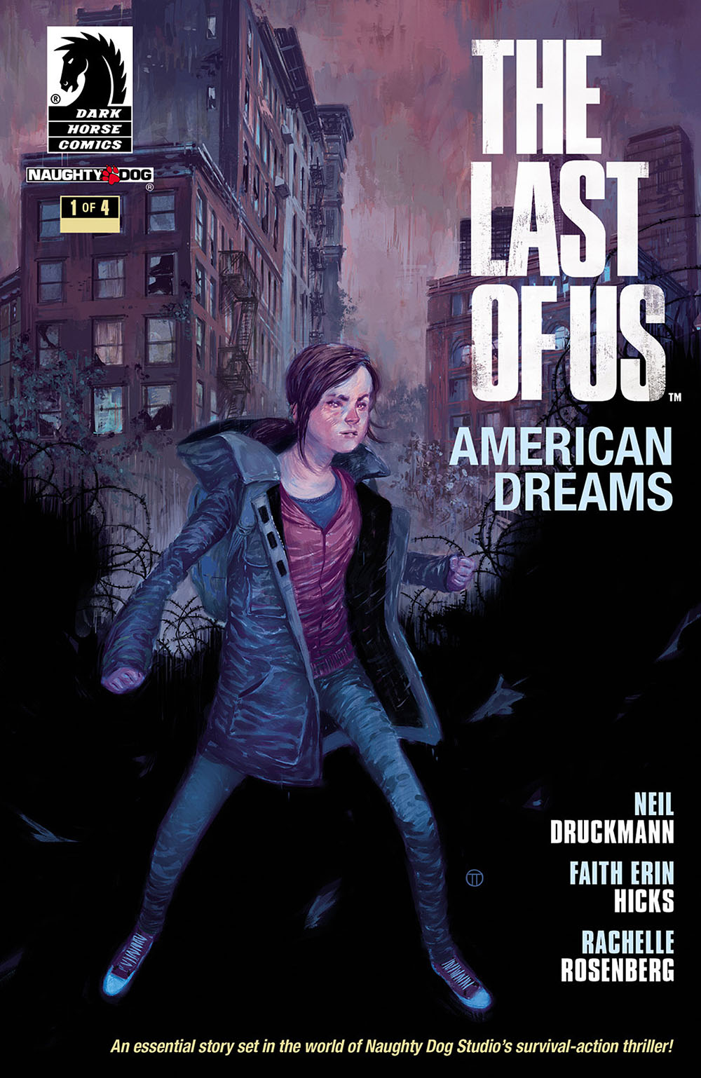 The Last Of Us American Dreams Viewcomic Reading Comics Online