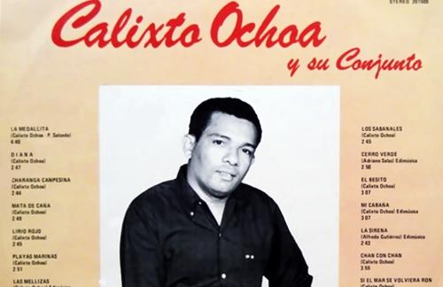 Calixto Ochoa Y Su Conjunto - Charanga Campesina