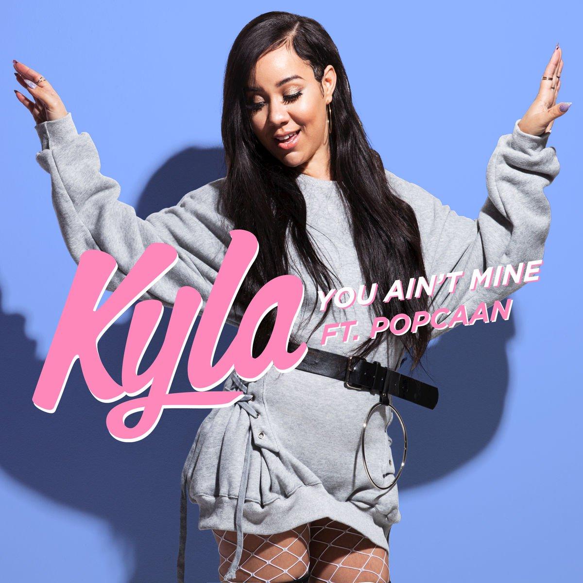 Kyla - You Ain't Mine (Feat  Popcaan) - BLACK MOZART