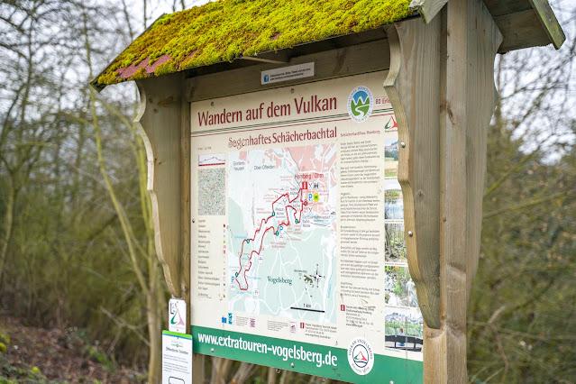 Schächerbachtour | ExtraTour Vogelsberg | Wandern Homberg (Ohm) | Wanderung in Hessen 02