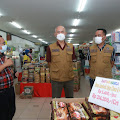 Pantau Penerapan Prokes, Satgas Covid-19 Gelar Operasi Yustisi di Pusat Perbelanjaan Kraksaan